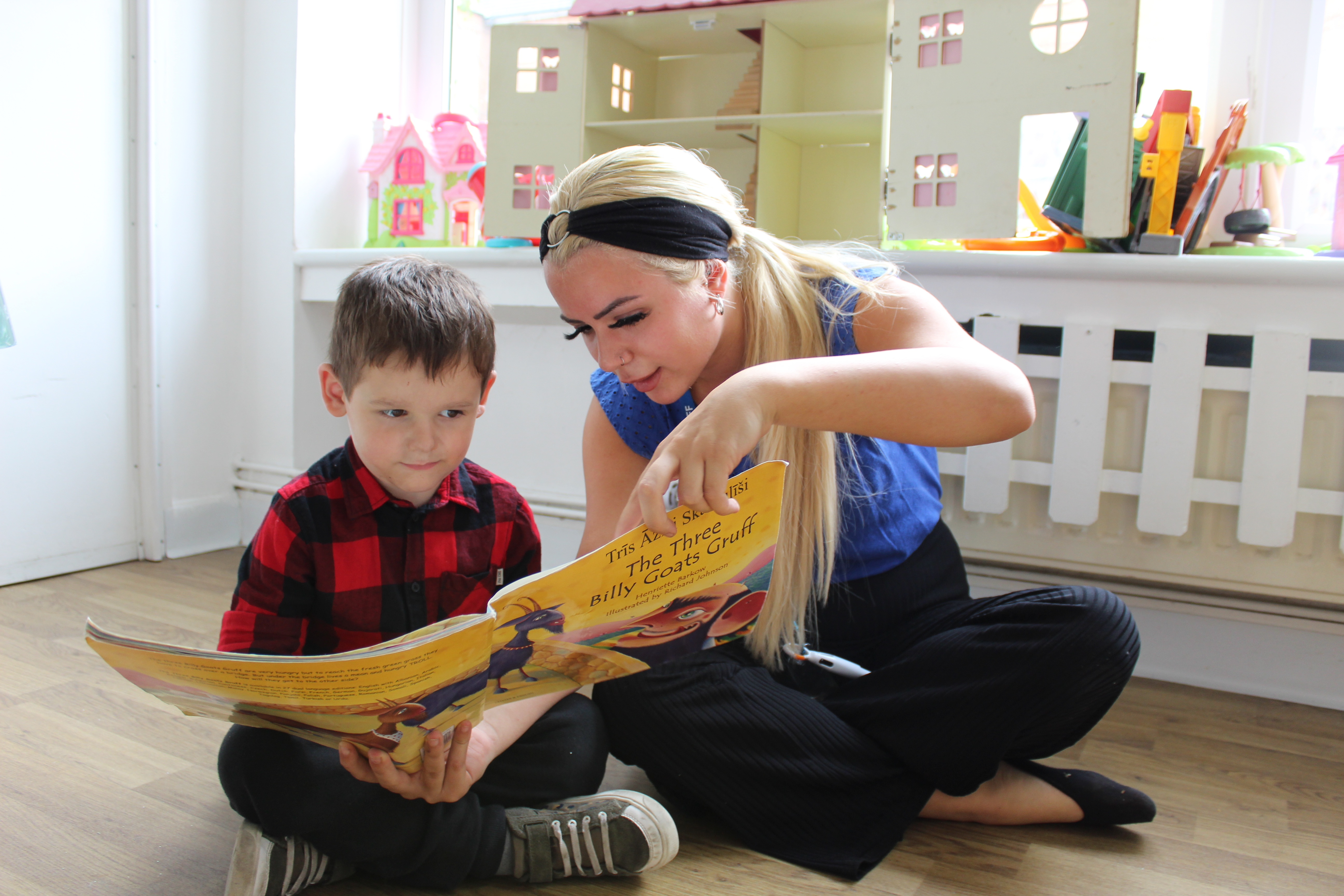 Five ways your child benefits from nursery